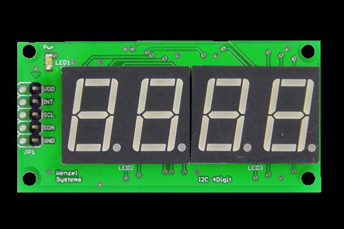 I2C-LED-Bar