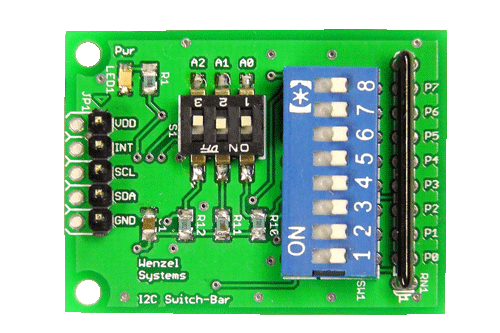 I2C_Switch-Bar