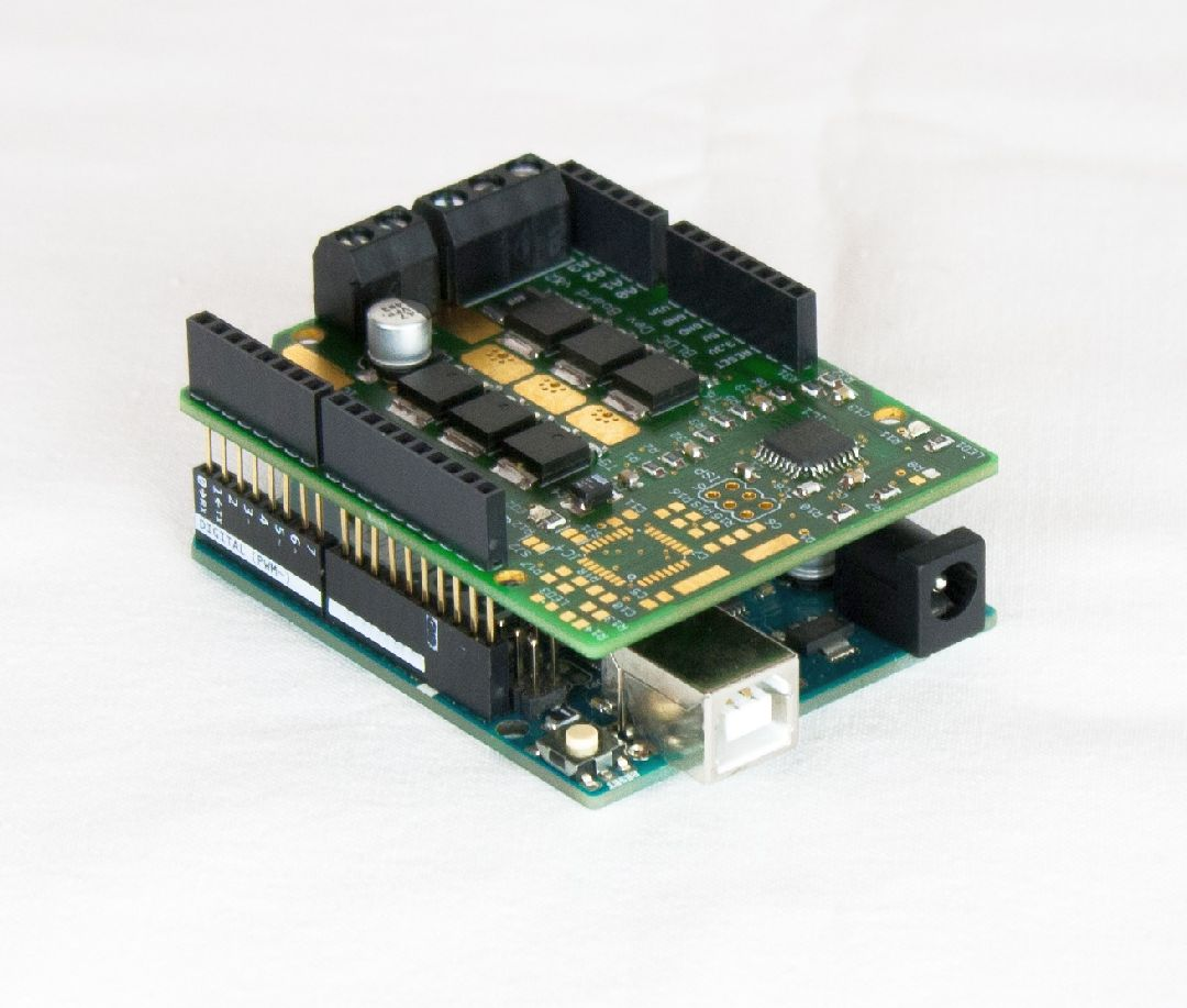 A4960 Bldc Device Board Allegro Speed Controller Arduino